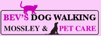 Bev's Dog Walking Mossley